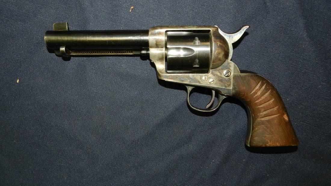 antique / vintage Colt? revolver 38-40, stamped with - 3