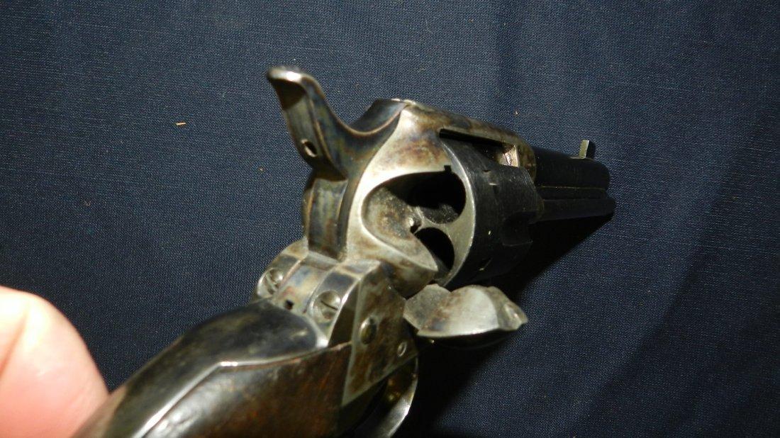 antique / vintage Colt? revolver 38-40, stamped with - 9