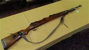 3) Original WWII German Nazi war souvenir Mauser, Mod