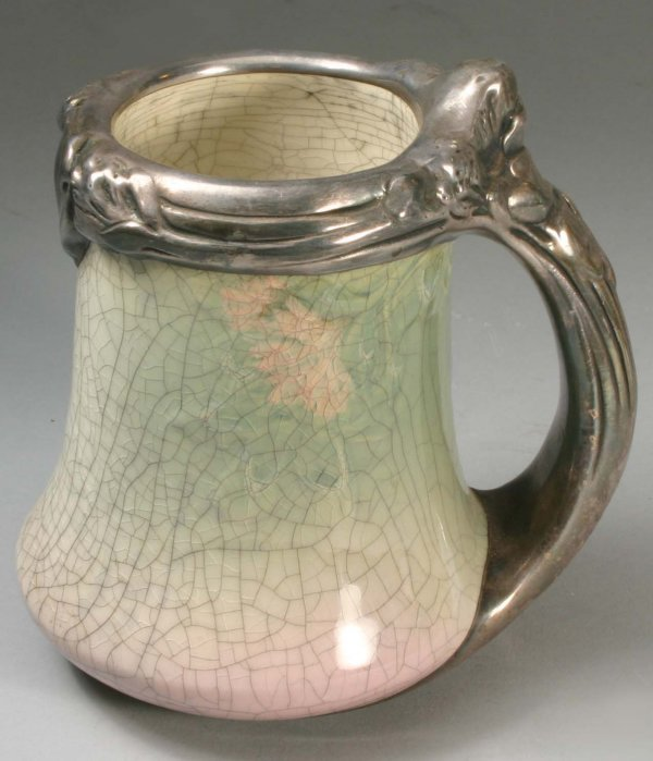 1024: Rookwood Vase
