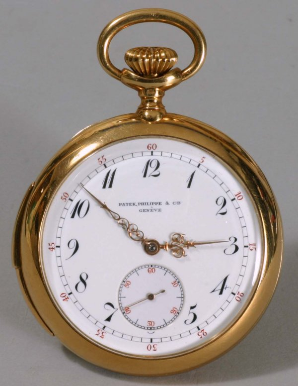 1153: Patek Philippe Pocket Watch