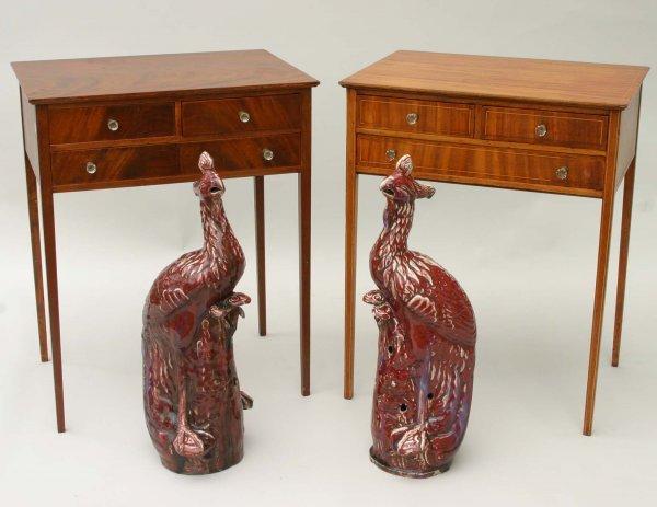 1362: Chinese Ceramic Birds