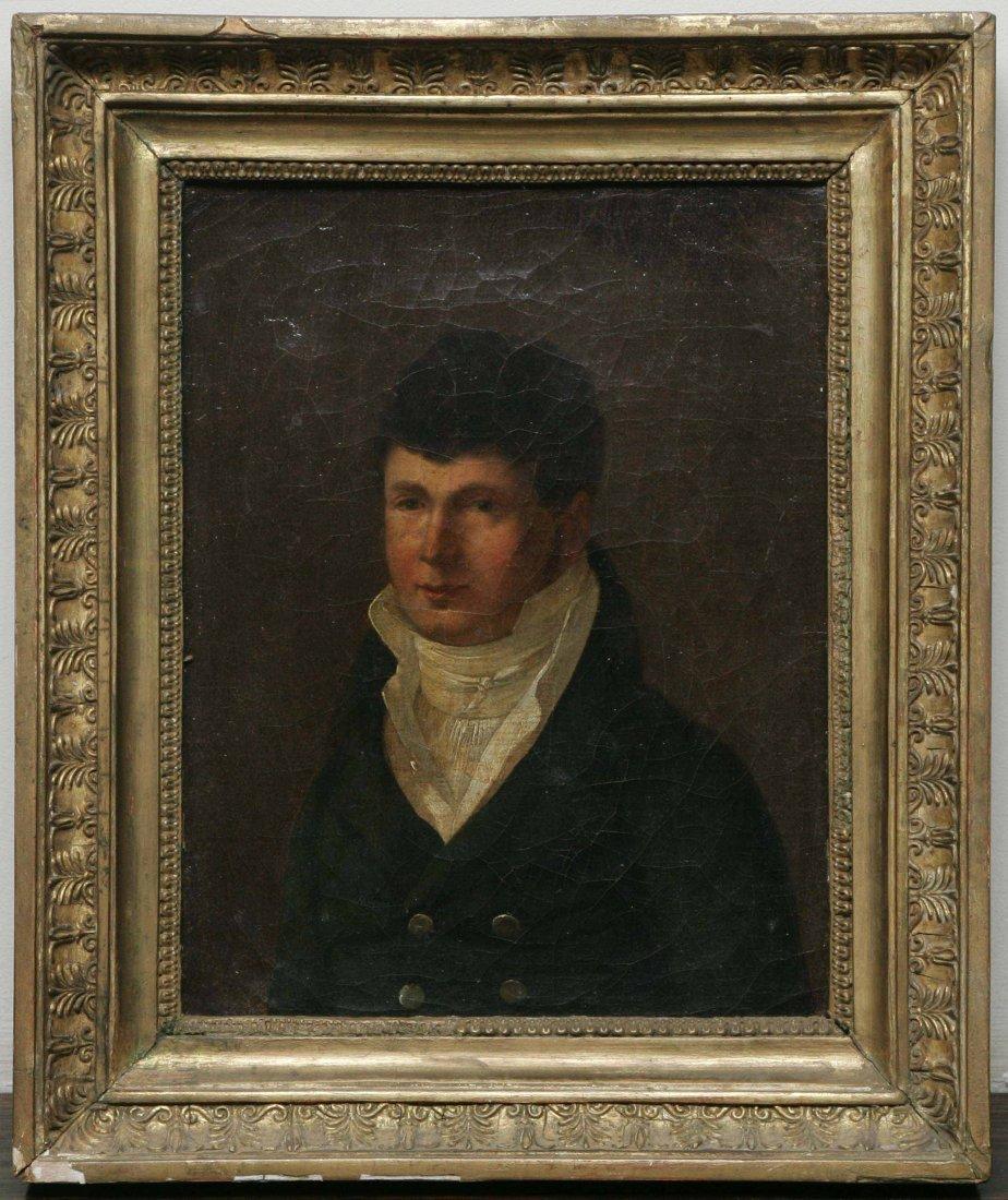 O/C Portrait of Gentleman