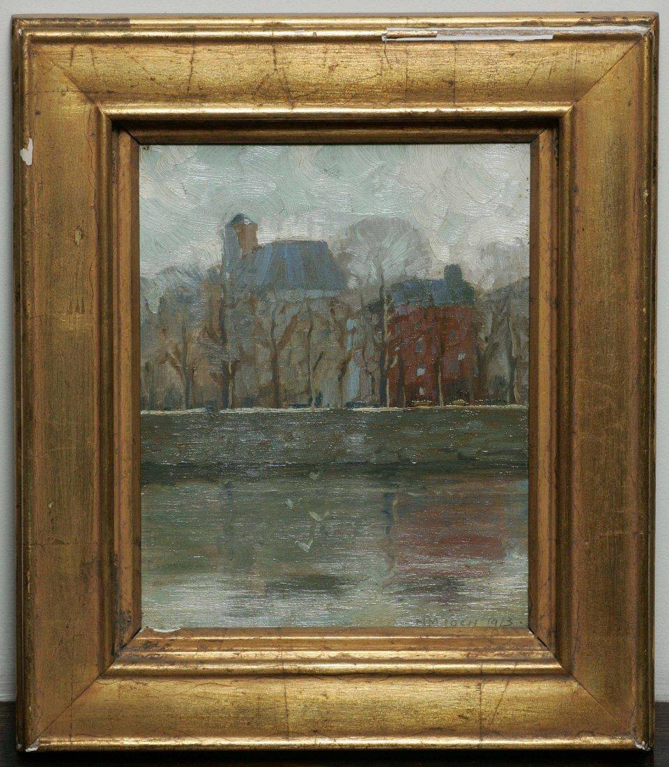 O/B by H.M. Toch, 1913 N.Y.C