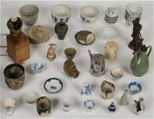 Japanese Earthenware Collection