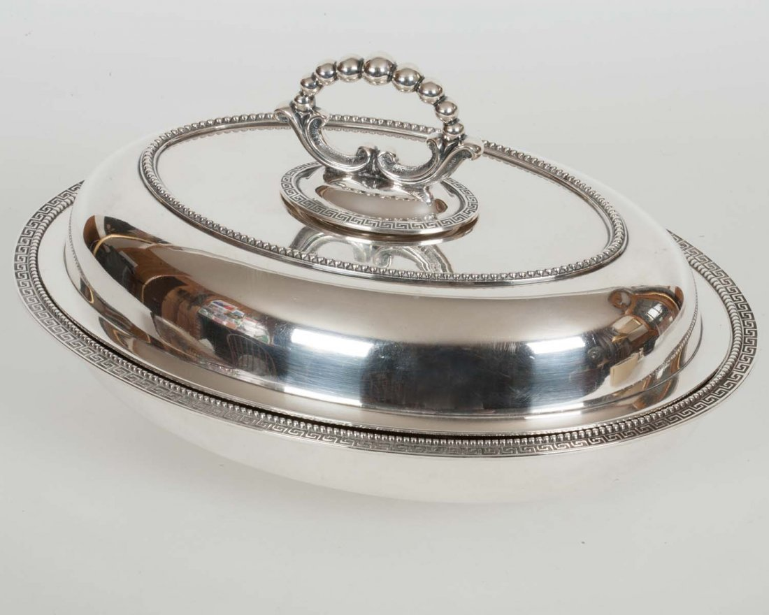 Tiffany & Co. Sterling Covered Bowl 36 oz