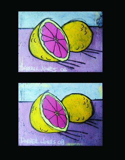 6: Grape Fruit