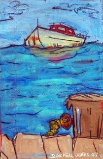 18: Boat at Sea
