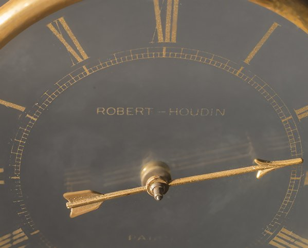 Mystery Clock – Robert-Houdin