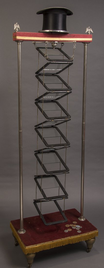 The Crystal Ladder (Coin Ladder) – Martinka