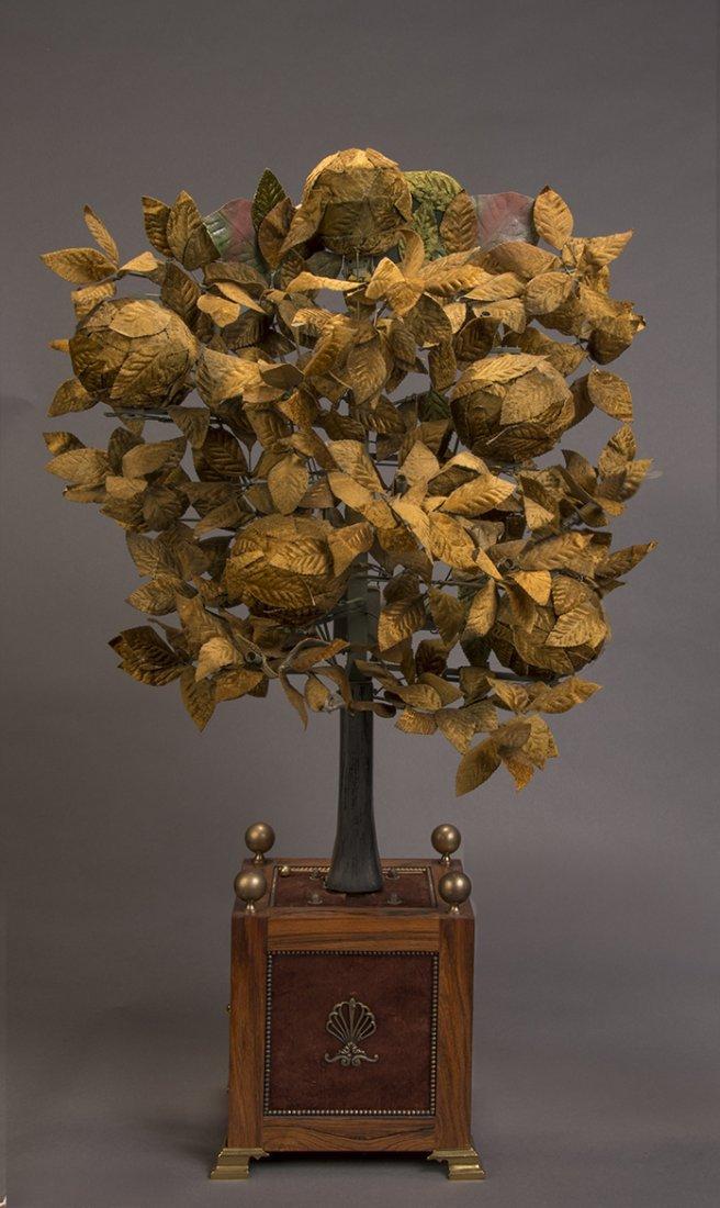 The Fantastic Orange Tree (Automaton)– John Gaughan