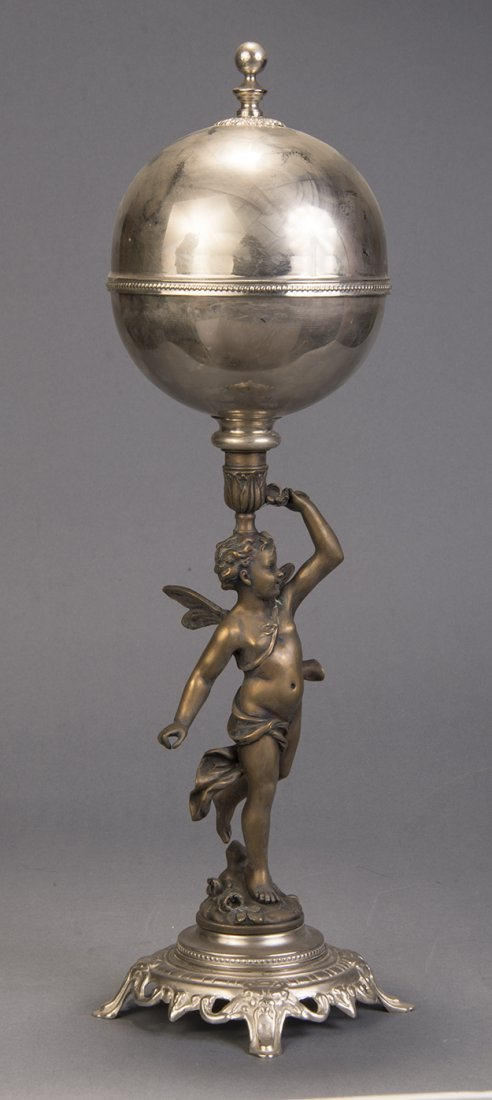 Morrison Cannon Ball Vase – Rudiger Deutsch