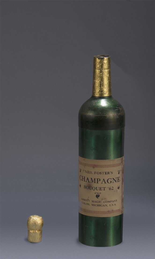 CHAMPAGNE BOUQUET '62 - ABBOTT/FOSTER