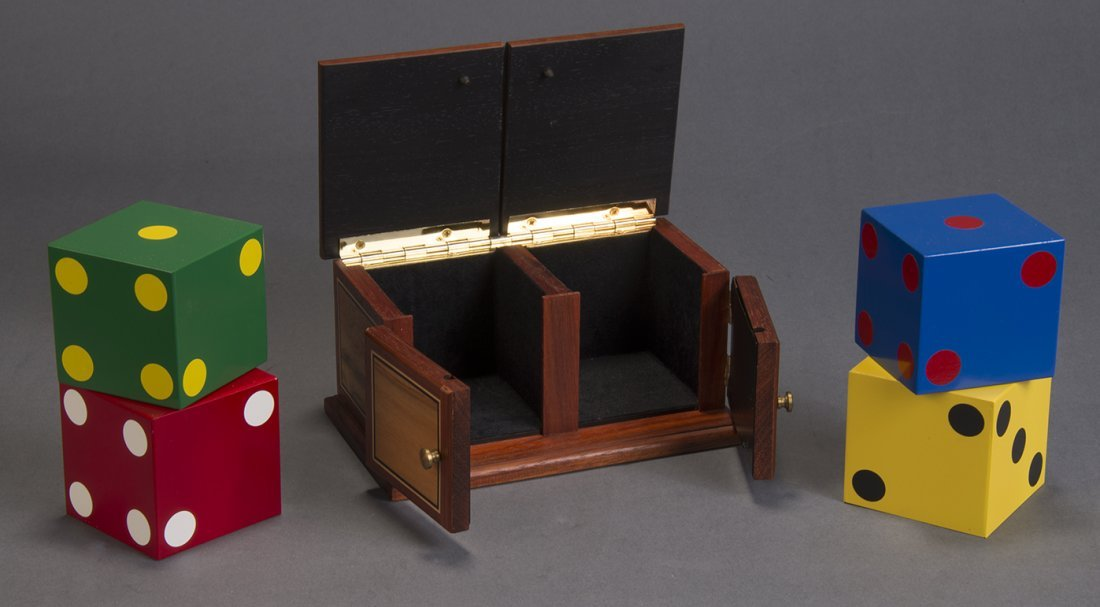 RAINBOW DIE BOX - MEL BABCOCK - 2