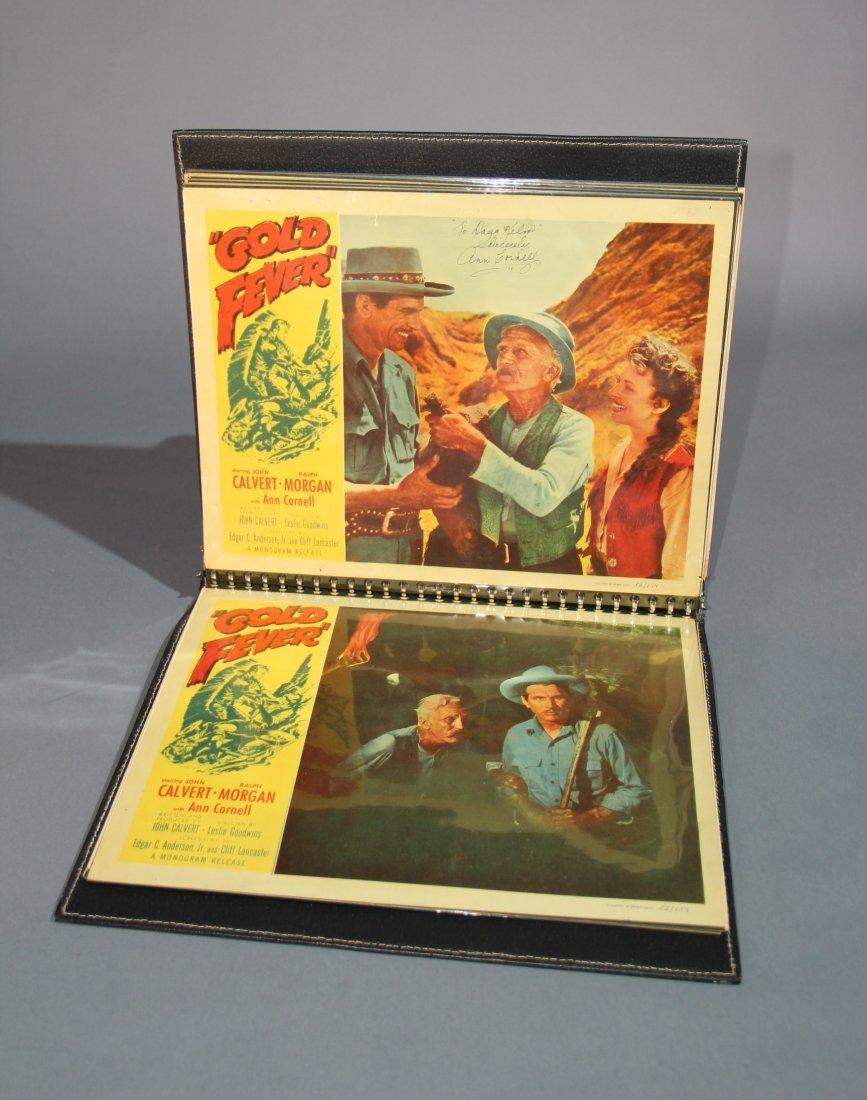 JOHN CALVERT FILMS LOBBY CARD COLLECTION - 2