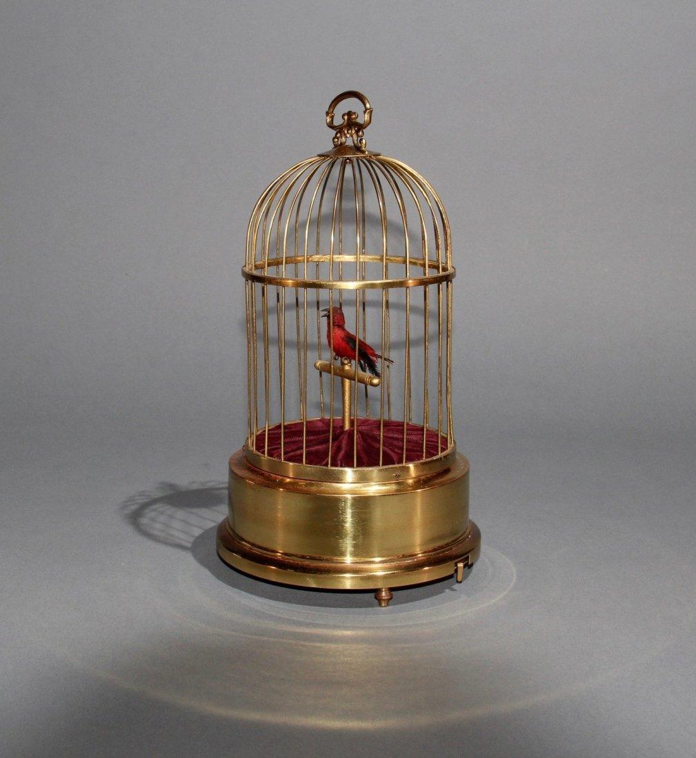 SINGING BIRD AUTOMATION - GRIESBAUM