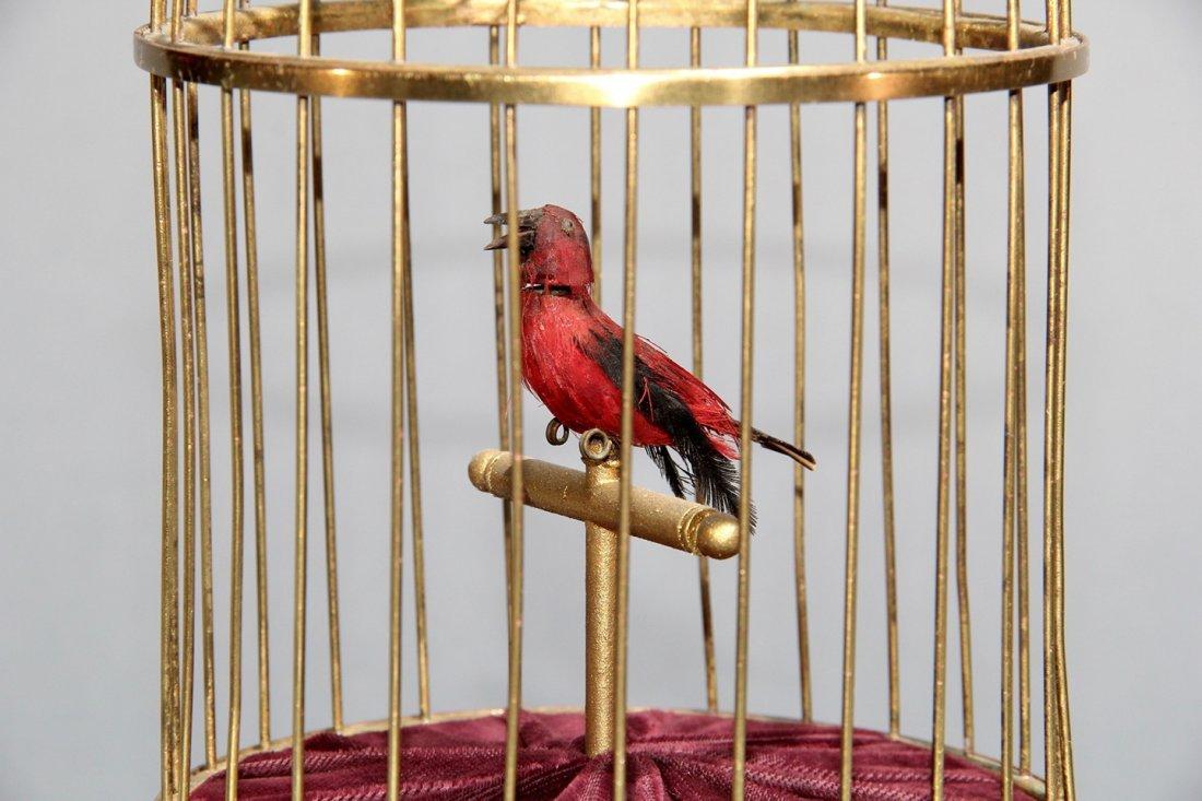 SINGING BIRD AUTOMATION - GRIESBAUM - 2