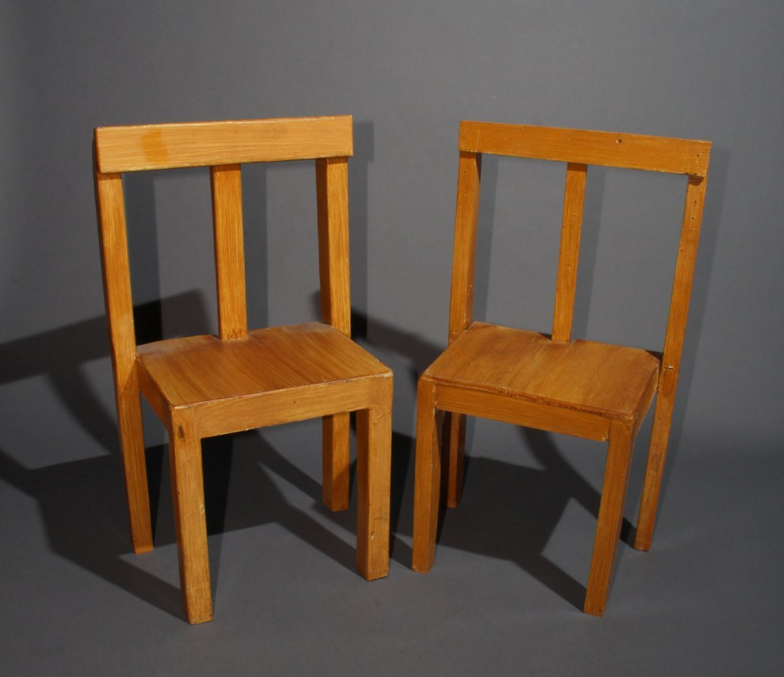 MINIATURE MULTIPLYING CHAIRS