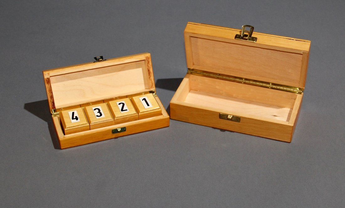NUMBER DIVINATION BOX