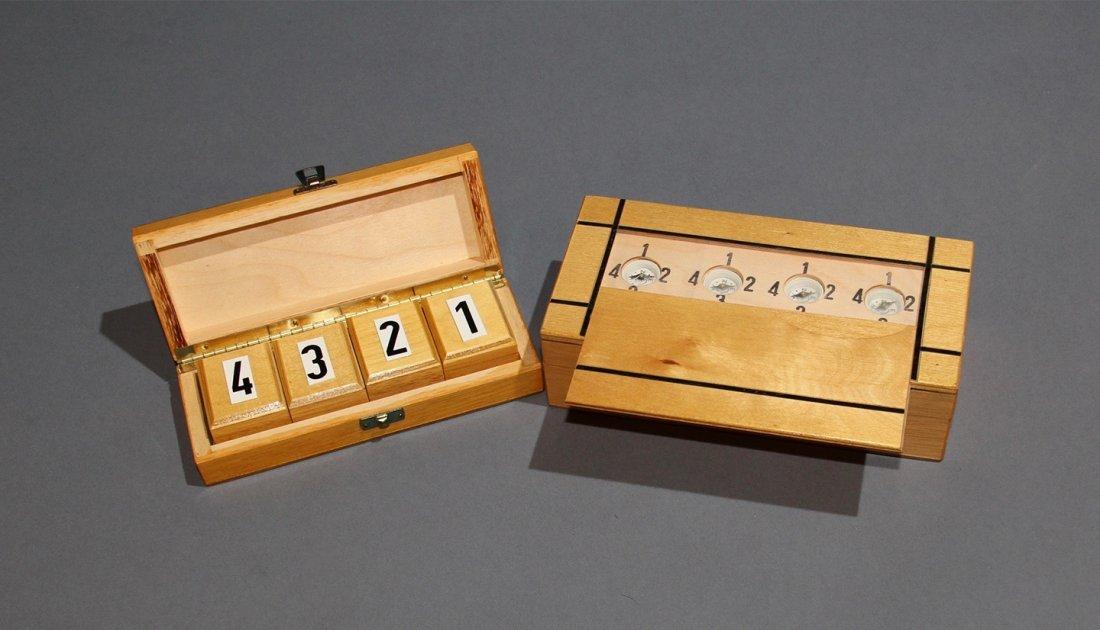 NUMBER DIVINATION BOX - 2