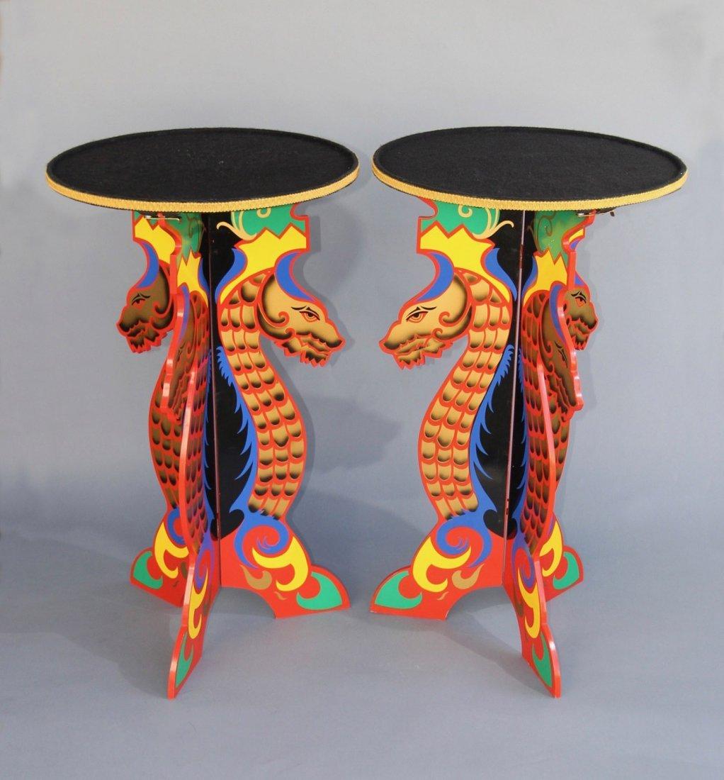DRAGON TABLES – OKITO/HUDSON
