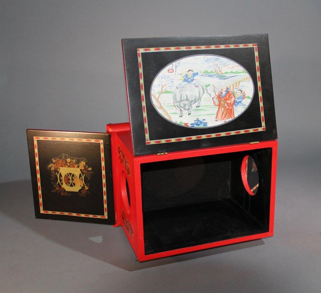 TIP-OVER PRODUCTION BOX – OKITO/LEMBO - 2
