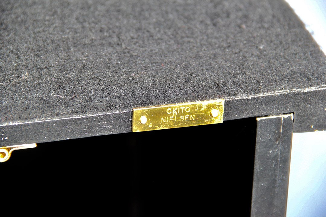 ORIENTAL CENTER TABLE - OKITO/NIELSEN - 4