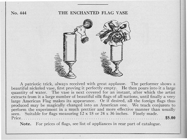 THE ENCHANTED FLAG VASE – ROTERBERG - 2
