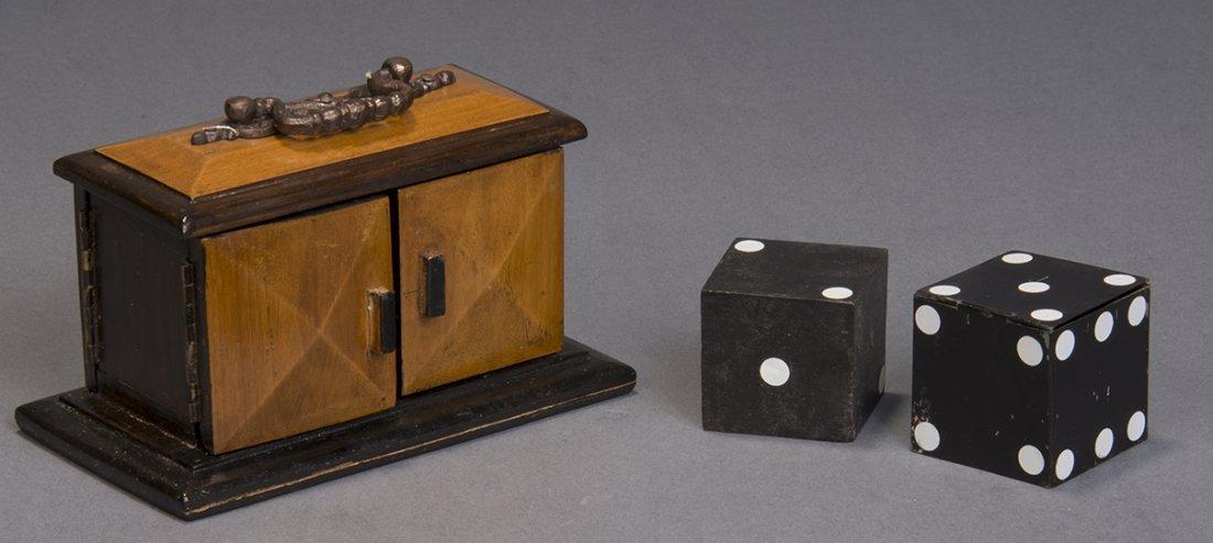 SEE THROUGH DIE BOX - VICTORIAN STYLE - 2