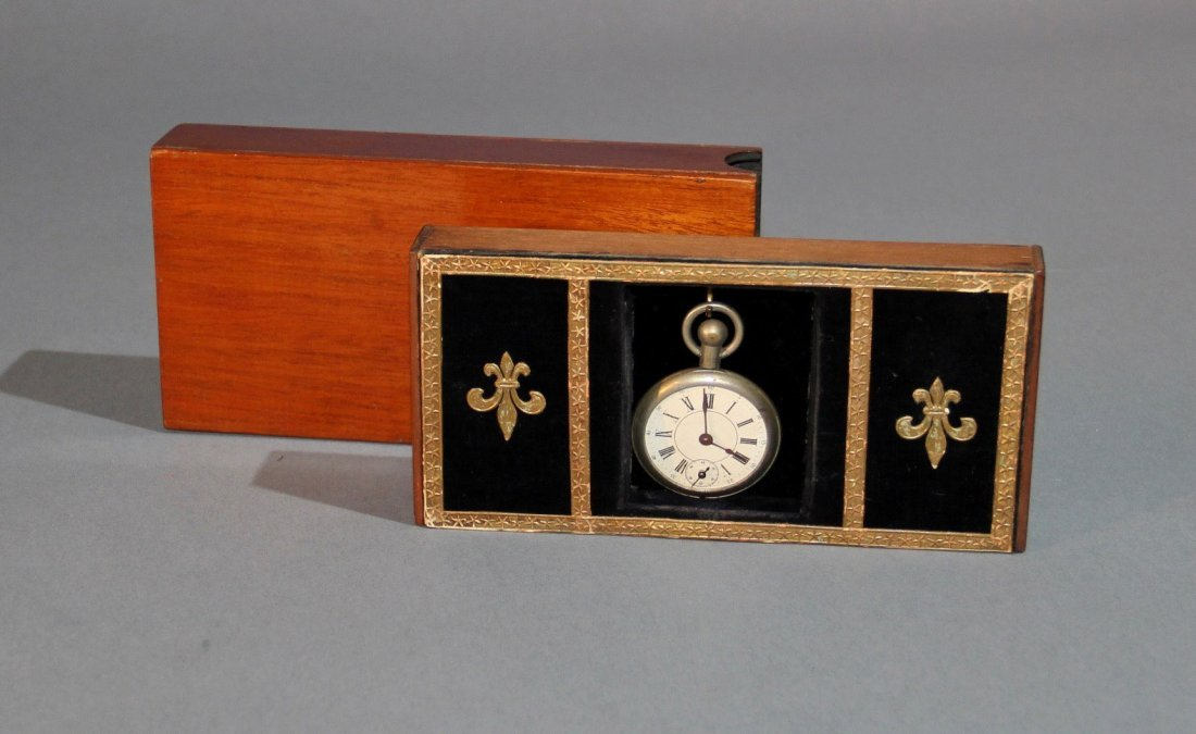 THE WATCH CASE