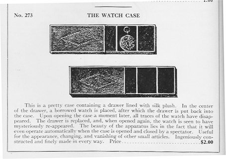 THE WATCH CASE - 2