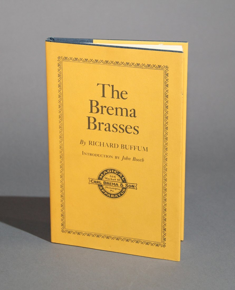 """THE BREMA BRASSES"" – RICHARD BUFFUM"