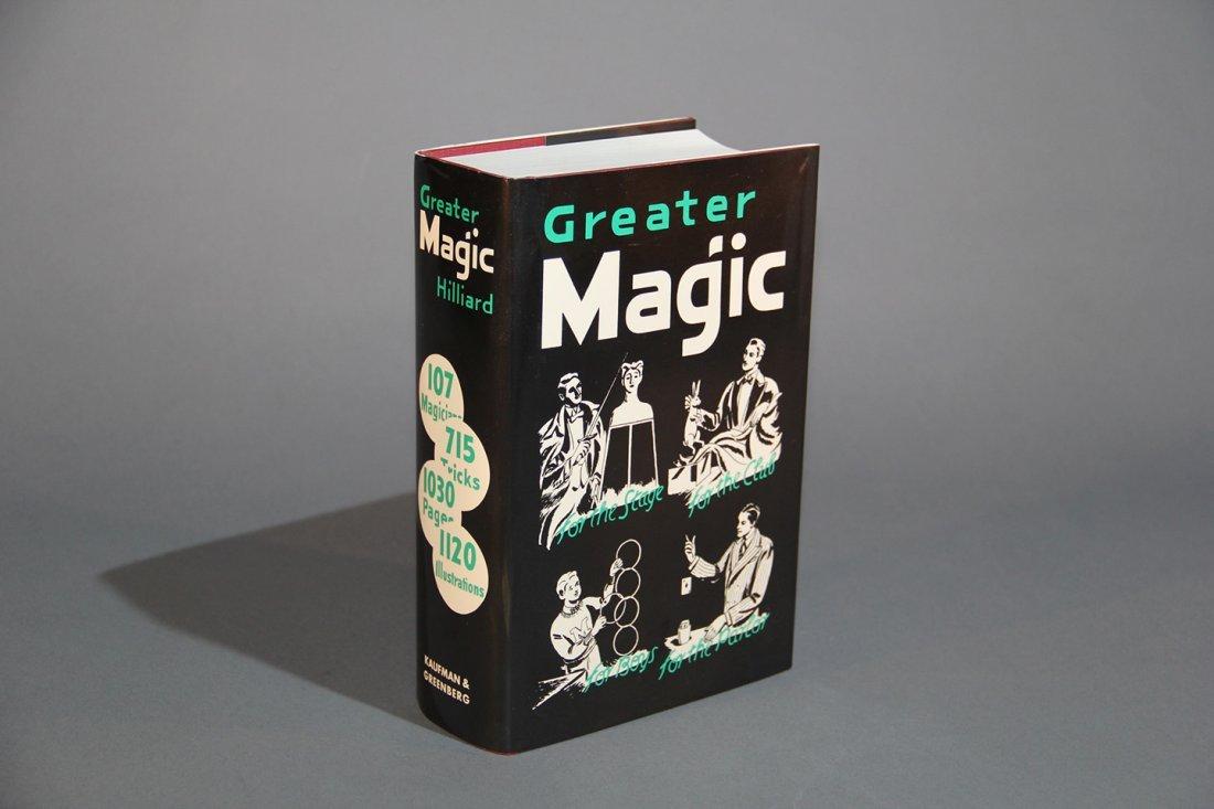 GREATER MAGIC – JOHN NORTHERN HILLIARD