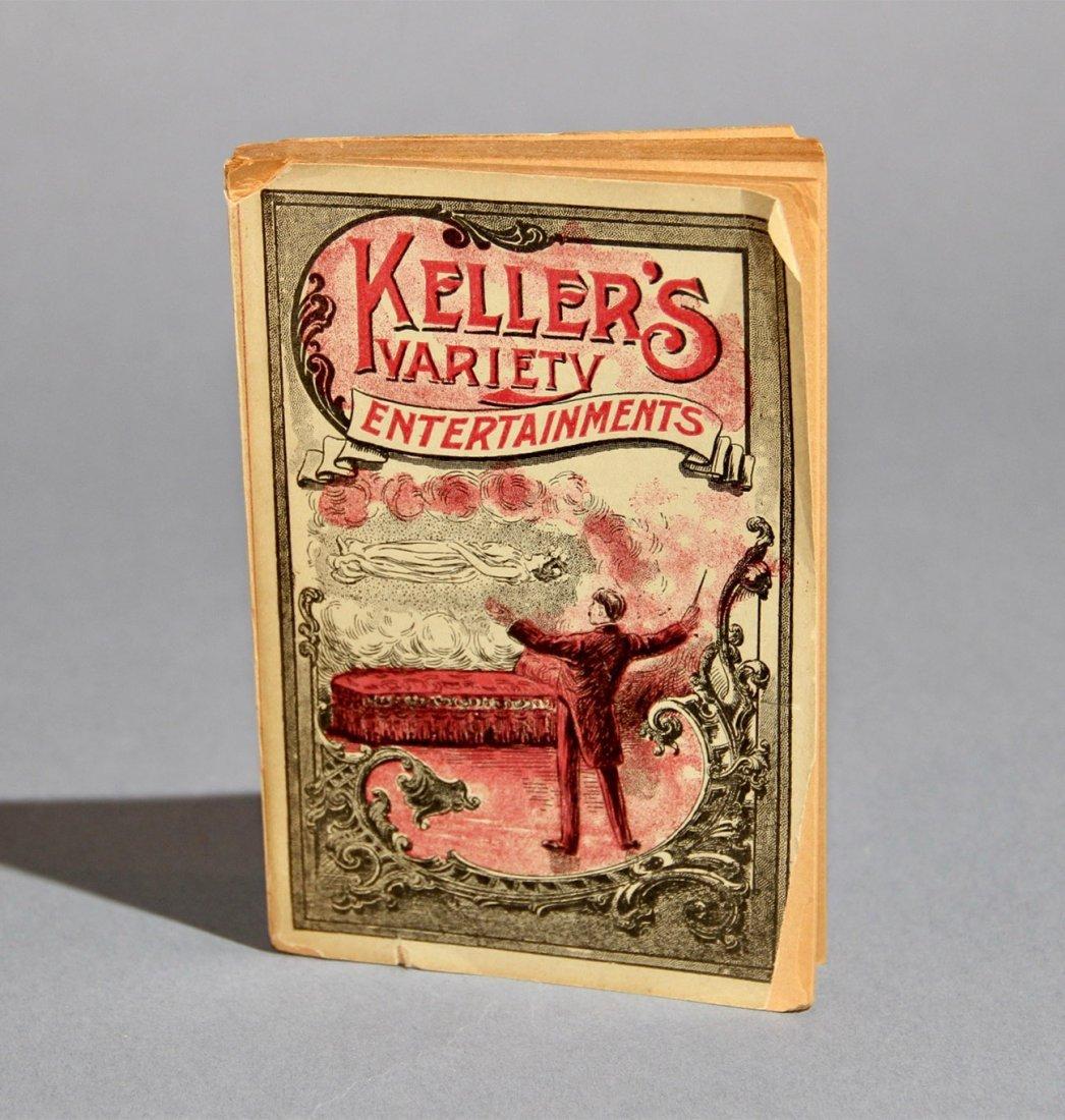 """KELLER'S VARIETY ENTERTAINMENTS"""
