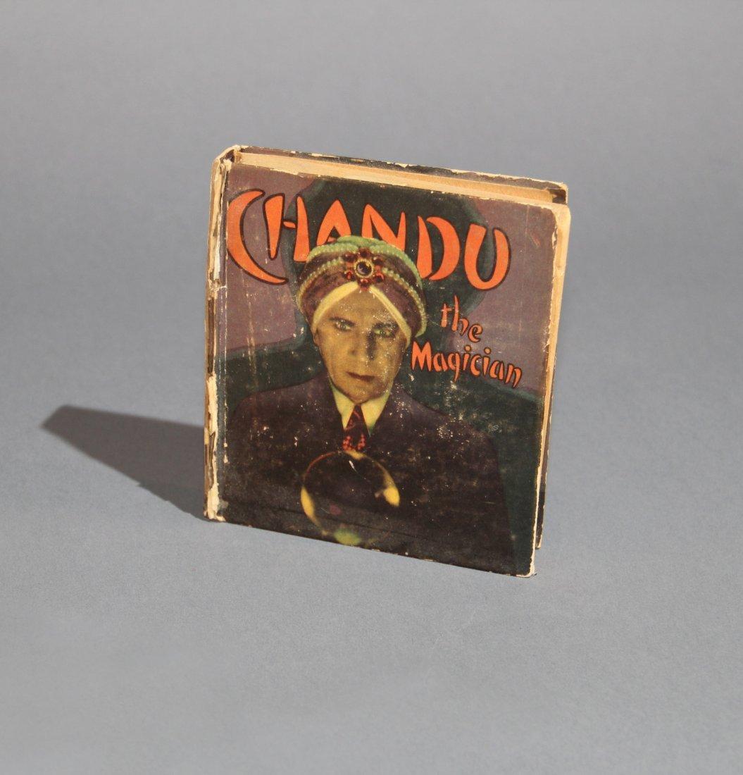 """LITTLE-BIG BOOK: CHANDU THE MAGICIAN"""