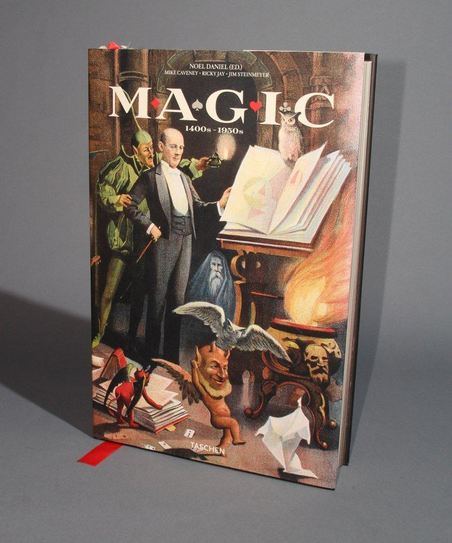 """""""MAGIC: 1400's – 1950's"""" – TASCHEN"""