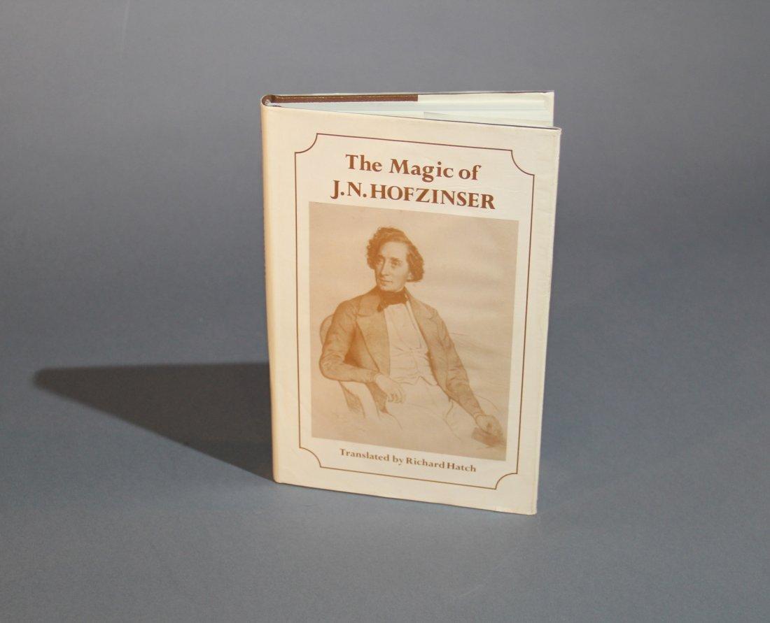 """""""THE MAGIC OF J.N. HOFZINSER"""" – FISCHER/HATCH"""