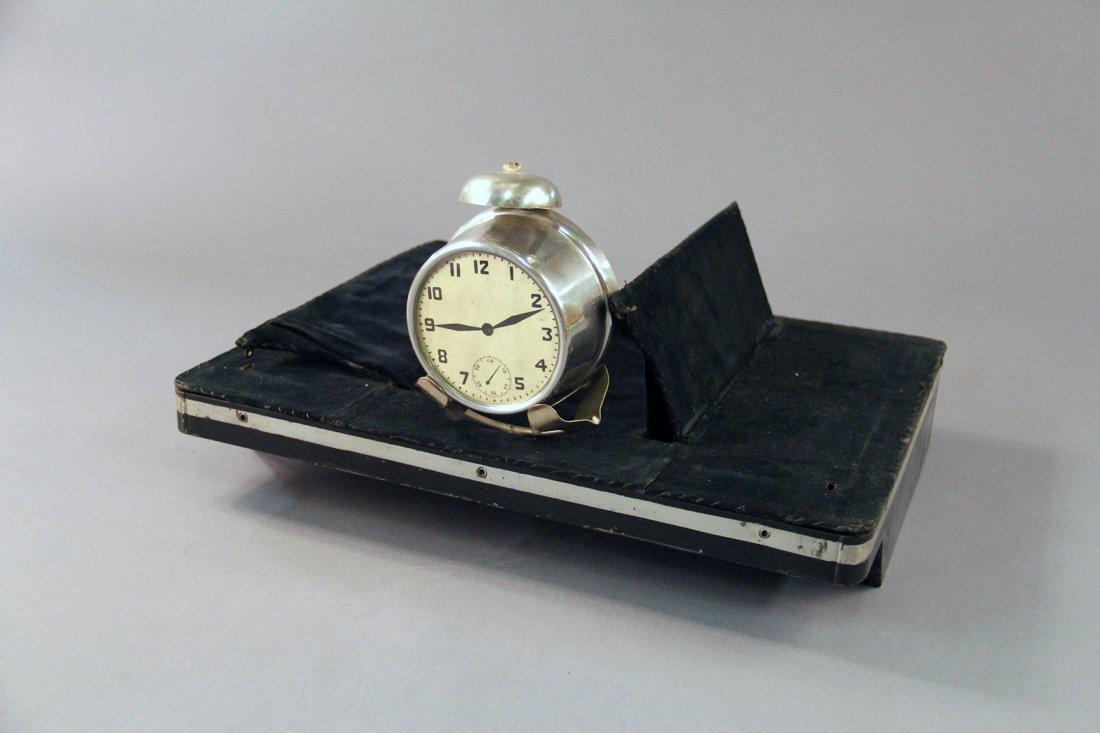 Abbott Vanishing Alarm Clock Tray