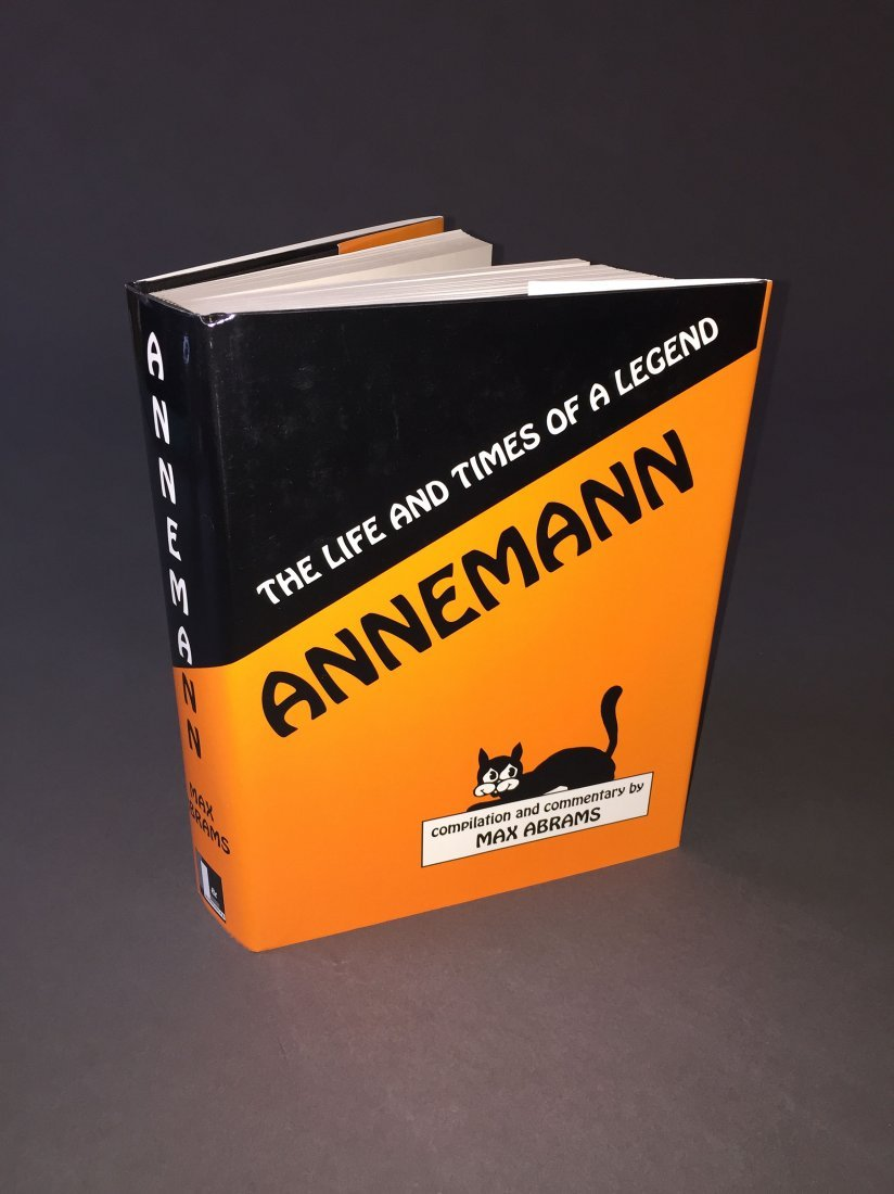 The Life And Times of A Legend Annemann