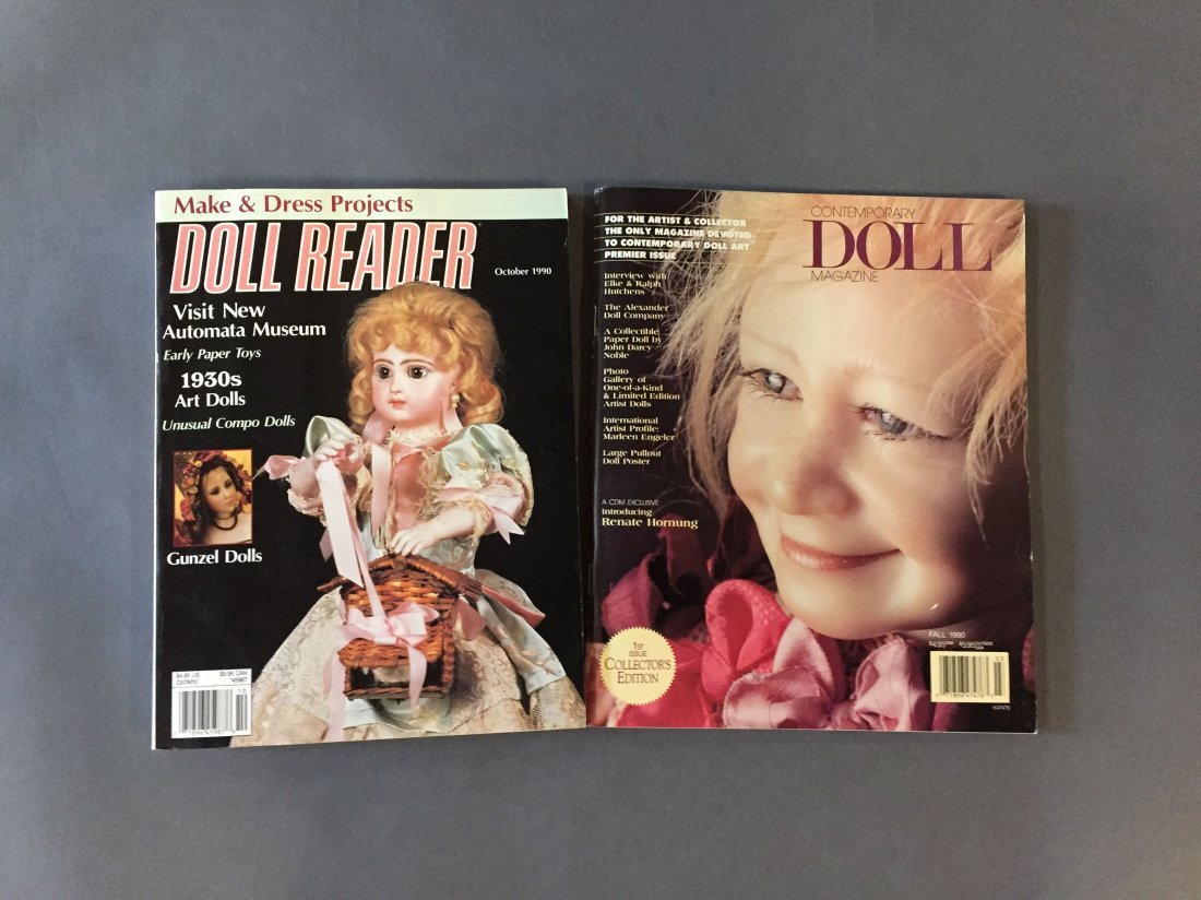 Collection of Automata Auction Catalogs, Magazines, Boo - 3