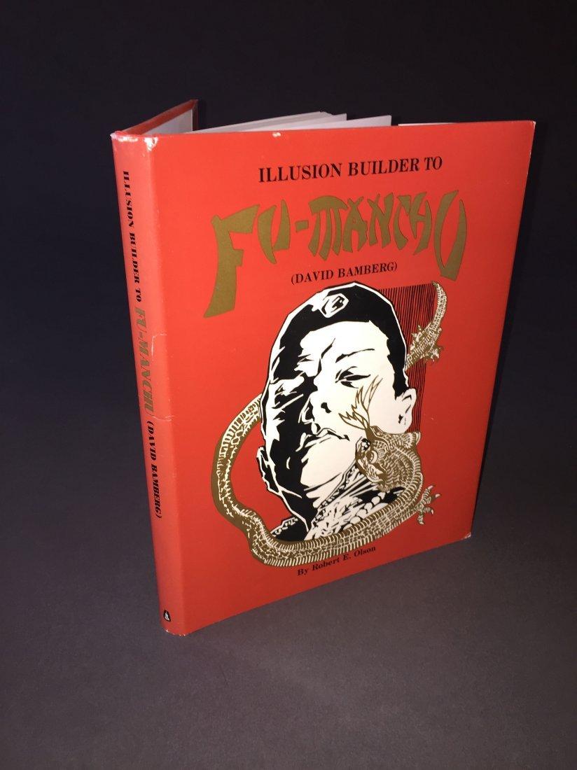 Illusion Builder to Fu-Manchu (David Bamberg)