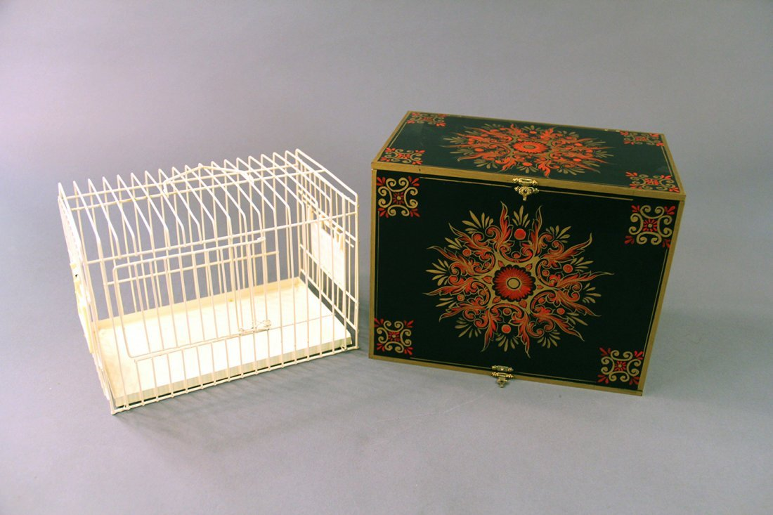 Bird Cage Production Box - Magiarte
