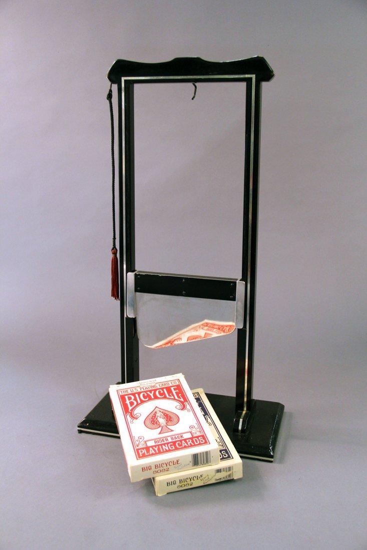 Jumbo Card Guillotine - Eric Lewis