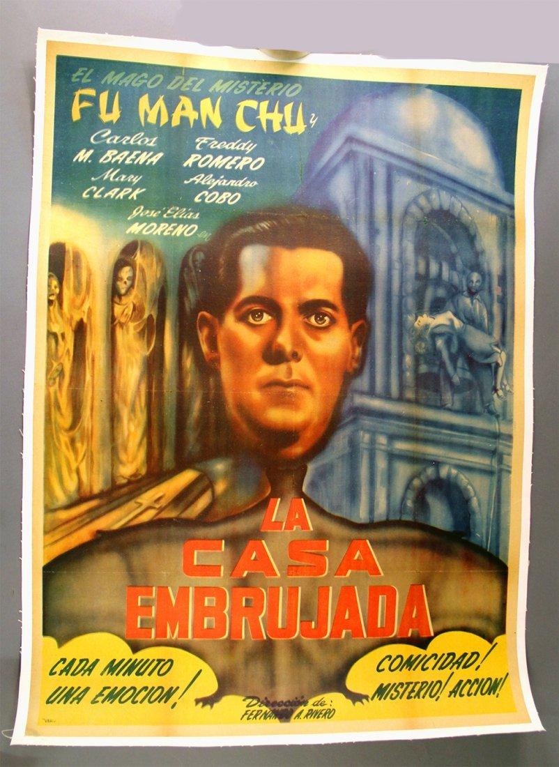 """Fu Manchu: """"The Casa Embrujada"""""""