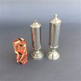 2 Coffee Vases