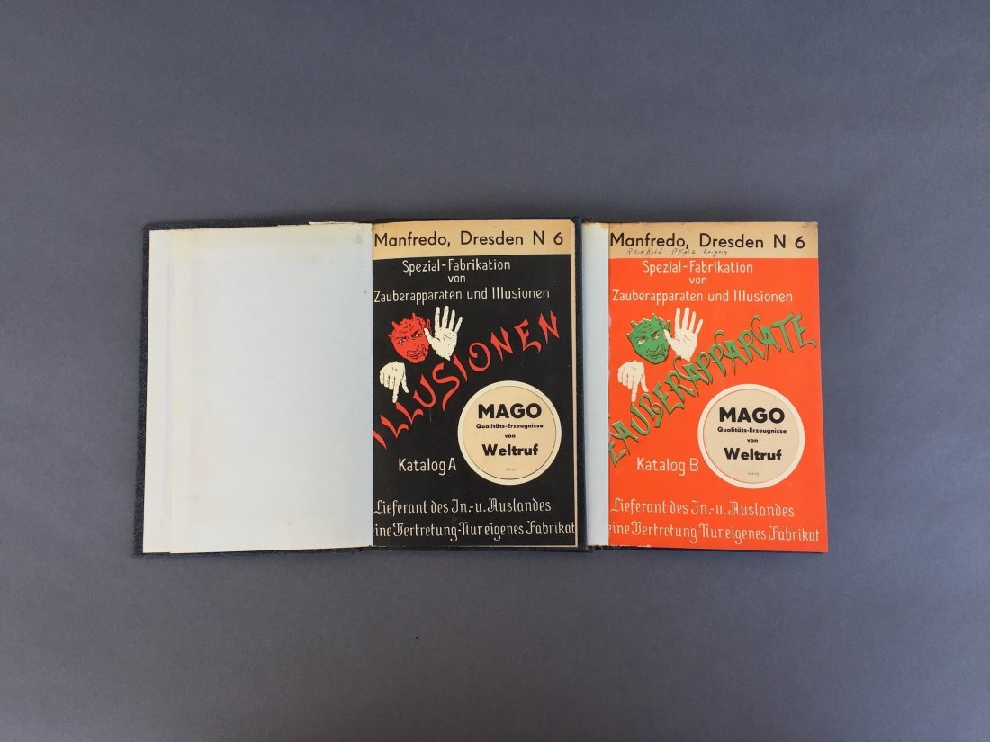 Manfredo Catalog's A & B