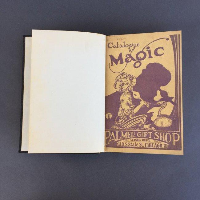 National Magic Catalogs #1, 2, 3