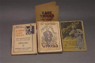 7: Four Volumes: Australian imprints