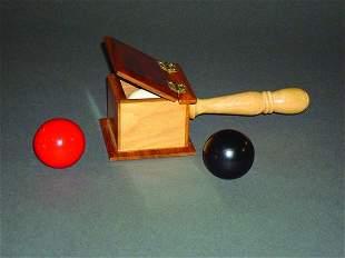 11: (Apparatus) Ballot Box