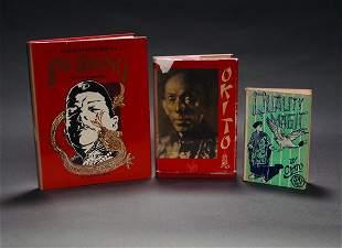 13: (Bambergs) Three Volumes: Quality Magic, 1921